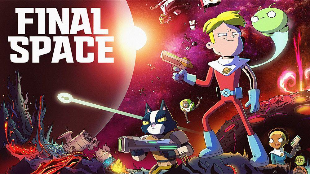 Final Space: s3e2
