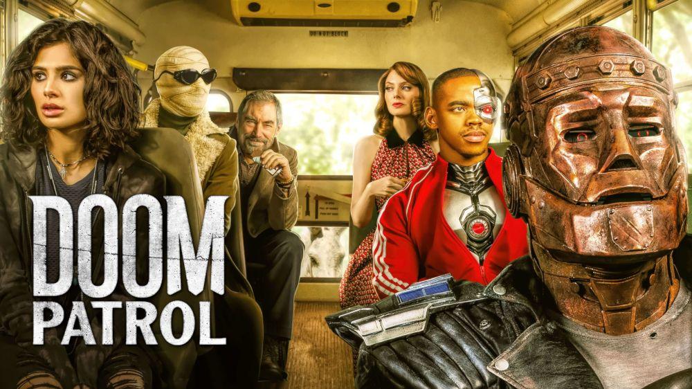 Doom Patrol: s2e9