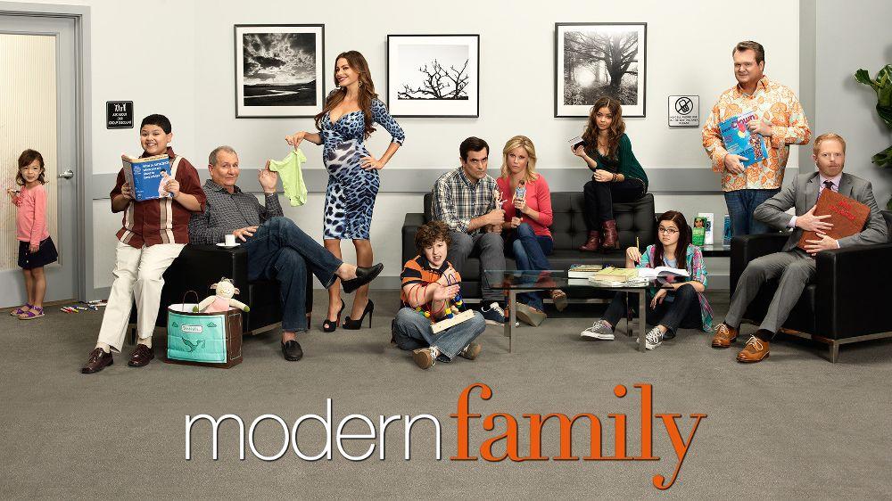 Taková moderní rodinka: s11e12