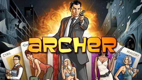 Archer: s11e5