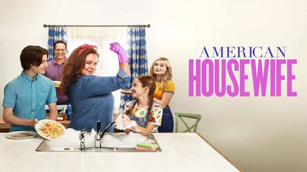 Americká manželka: s4e15