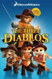 Kocour v botách – tři ďáblíci