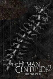 Lidská stonožka 2