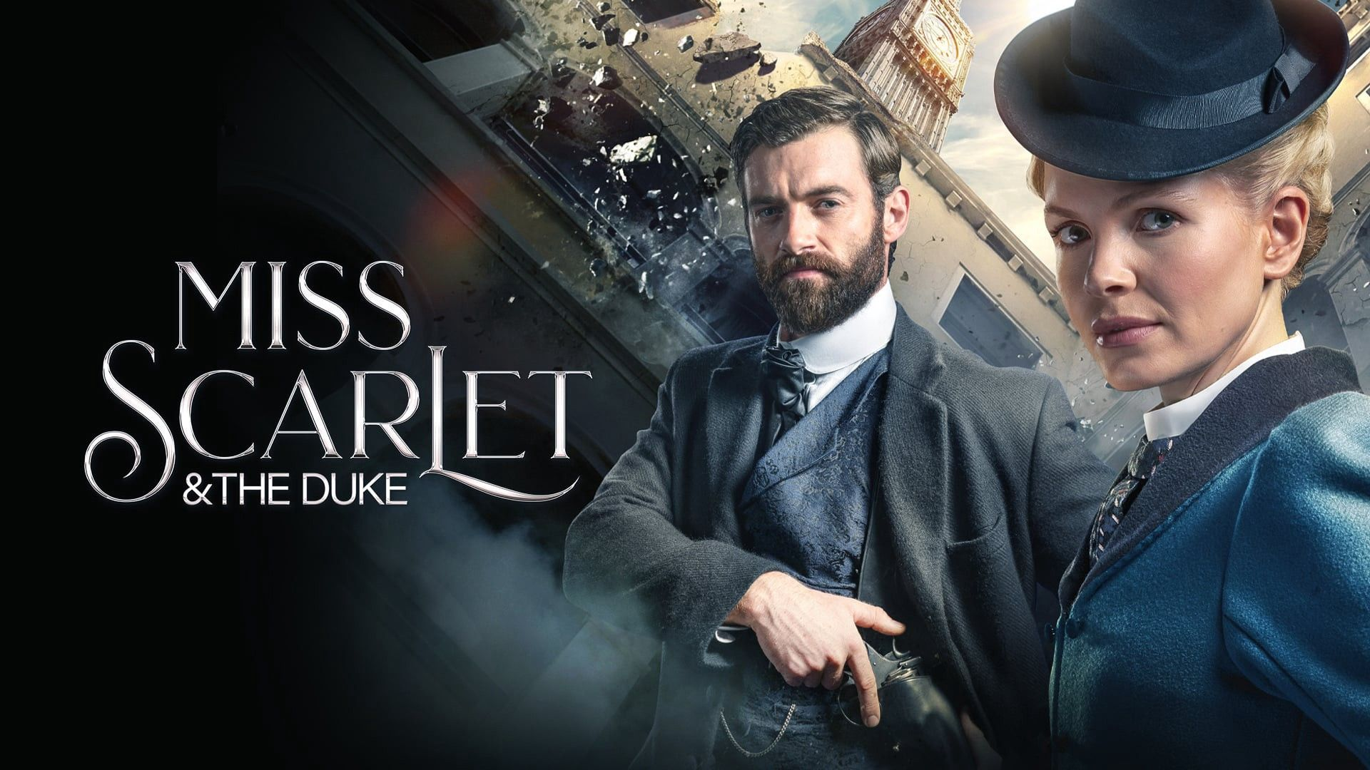Miss Scarlet and the Duke: s1e4