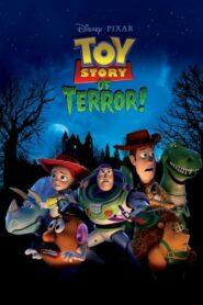 Toy Story – Strašidelný příběh hraček