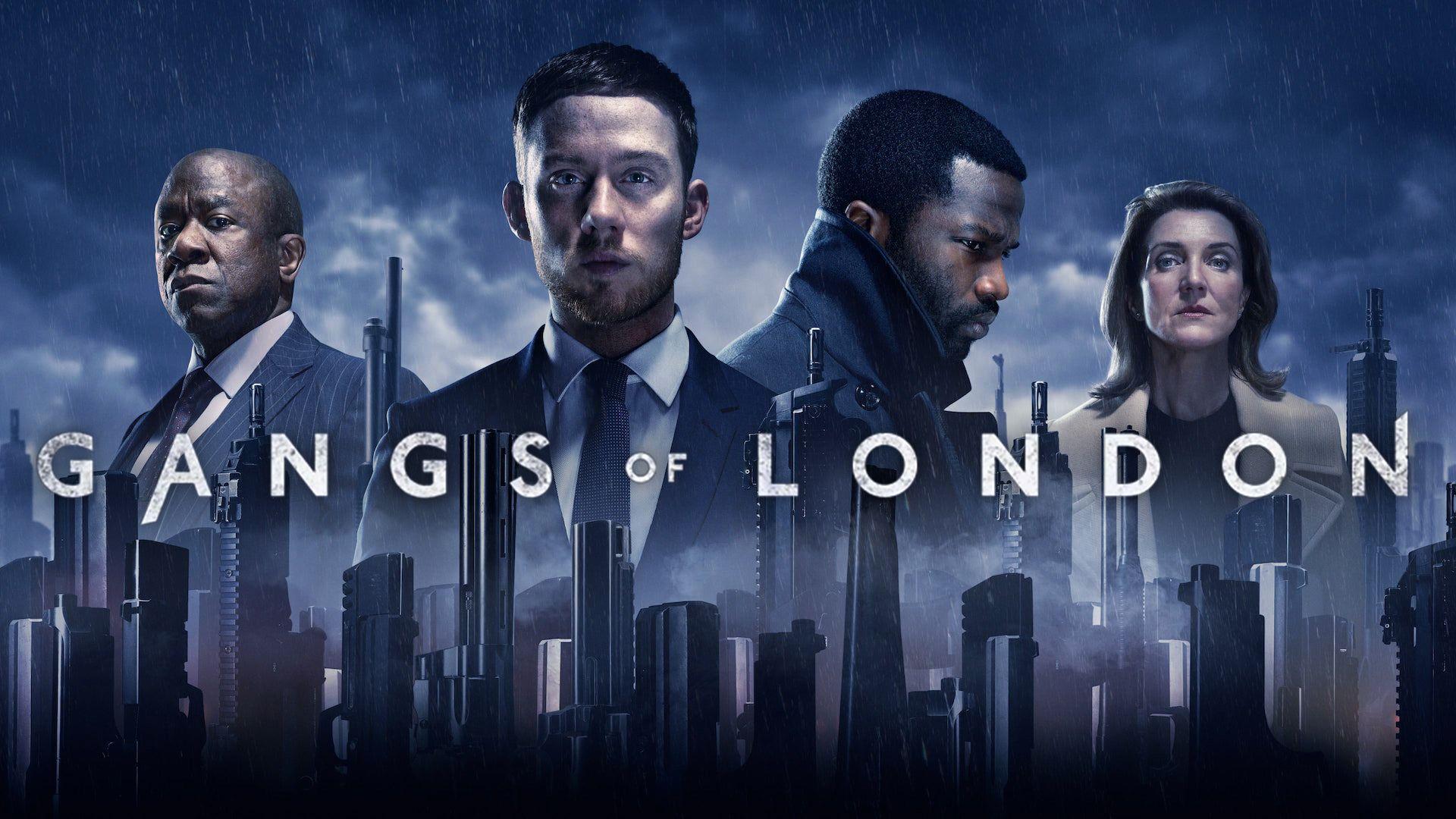 Gangs of London: s1e6