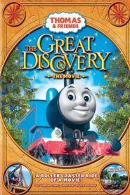 Lokomotiva Tomáš – Velký objev