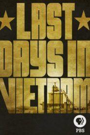 Poslední dny ve Vietnamu