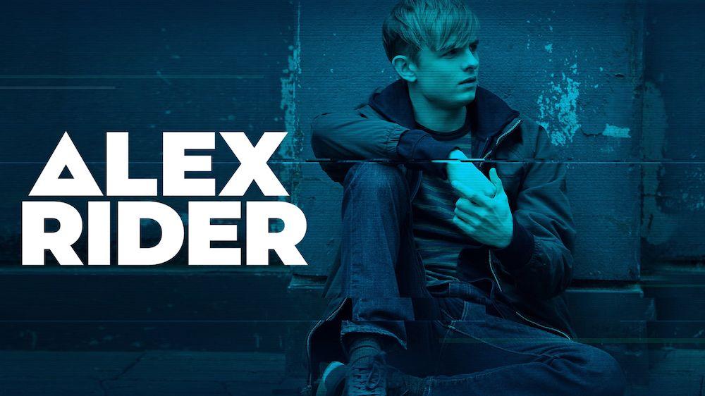 Alex Rider: s1e8