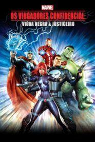 Avengers Přísně Tajné: Black Widow a Punisher
