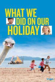 Naše dovolená a jiné pohromy