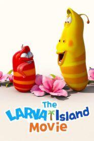 Larva na ostrově: film