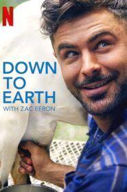 Zac Efron nohama na Zemi