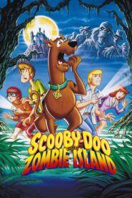 Scooby-Doo a ostrov zombií